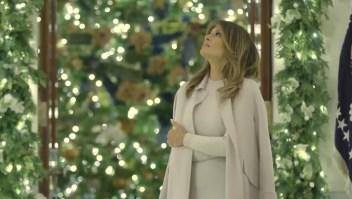 Un recorrido por las decoraciones navideñas de la Casa Blanca