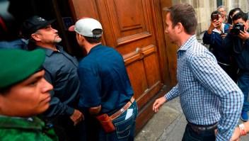 """Adrián LeBarón: """"No nos dieron atole con el dedo"""""""