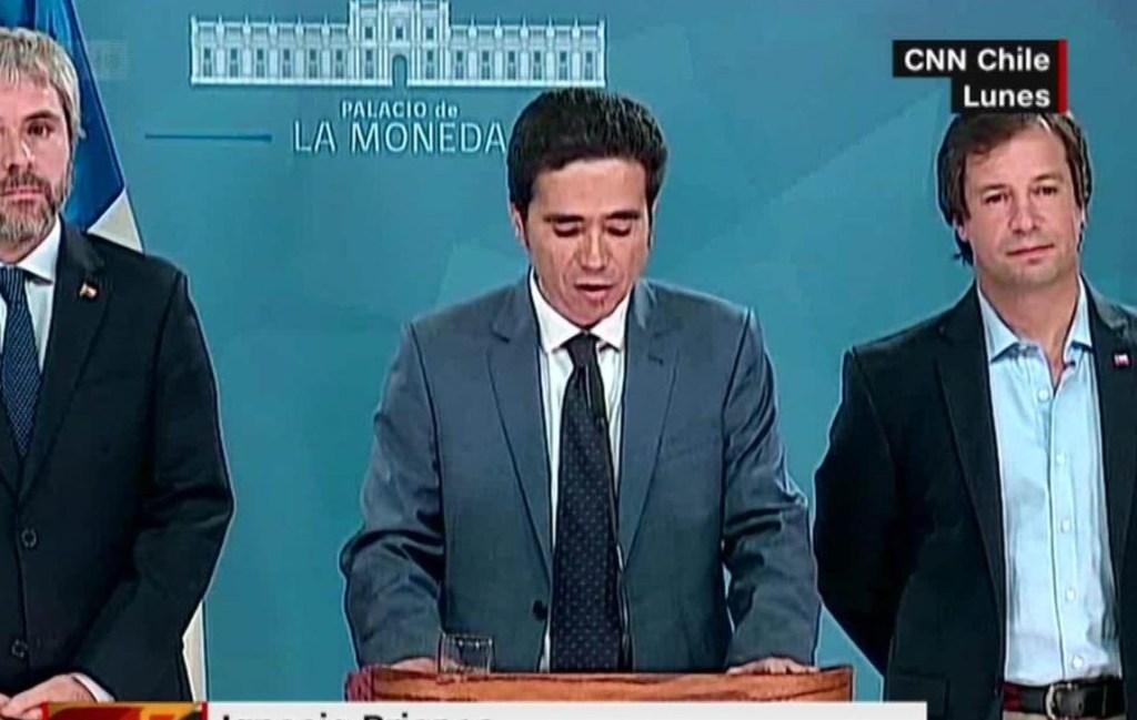 Chile vive la peor caída económica en 10 años