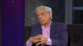 Vargas Llosa: Hay razones para estar preocupados por México