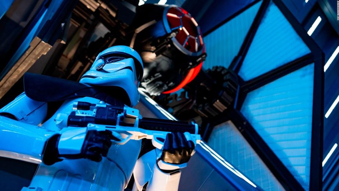 Rise of the Resistance, el juego de Star Wars abre en Orlando
