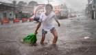 El tifón Kammuri causa estragos en Filipinas