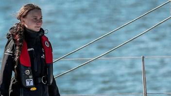 La odisea de Greta Thunberg para llegar a la COP 25