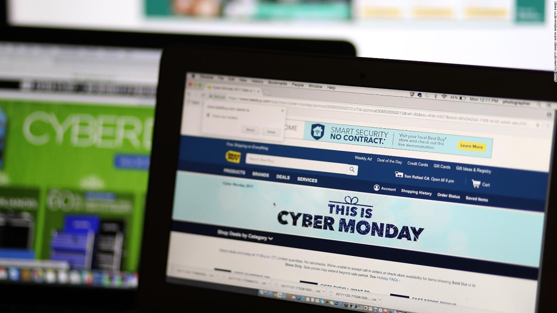 Cyber Monday rompió récord en ventas por minuto