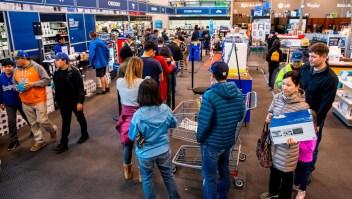 Minoristas alcanzan 190 millones de consumidores más en tres días