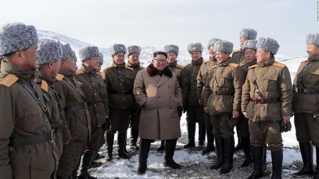 """Corea del Norte dice que enviaría """"regalo de Navidad"""" a EE.UU."""
