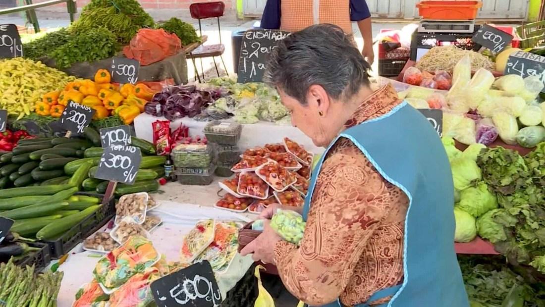 Dinero de la pensión es insuficiente para jubilados en Chile