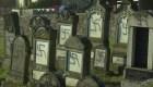 Ataque de vandalismo en cementerio judío en Francia