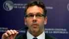 Renuncia el presidente del Banco Central de Argentina