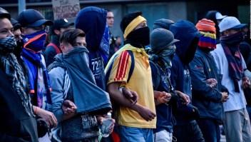 Tercer paro nacional en Colombia