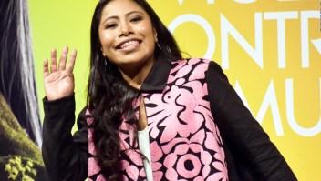 El mensaje de Yalitza Aparicio sobre equidad e inclusión