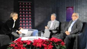 Santos y Londoño explican el vínculo de las FARC con el narcotráfico