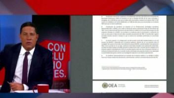 Las pruebas de fraude en las elecciones de Bolivia