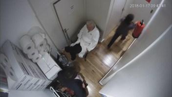 Morales: No había cámaras ocultas con Assange