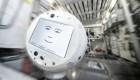 Este robot les hará compañía a los astronautas