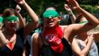 Manifestante: La cultura de la violación llegó a todos lados