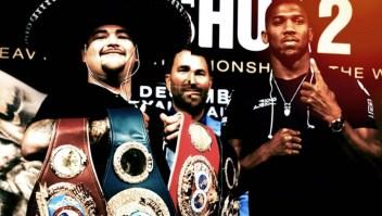 Ruiz vs Joshua, la revancha de los pesos pesados