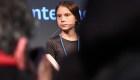 Todos los ojos sobre Greta Thunberg en la COP25