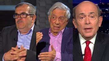 Vargas Llosa, Timochenko y más entrevistas de la semana