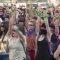 """Repiten performance """"Un violador en tu camino"""" en Buenos Aires"""