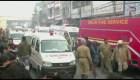 Al menos 43 muertos en incendio de fábrica de Nueva Delhi