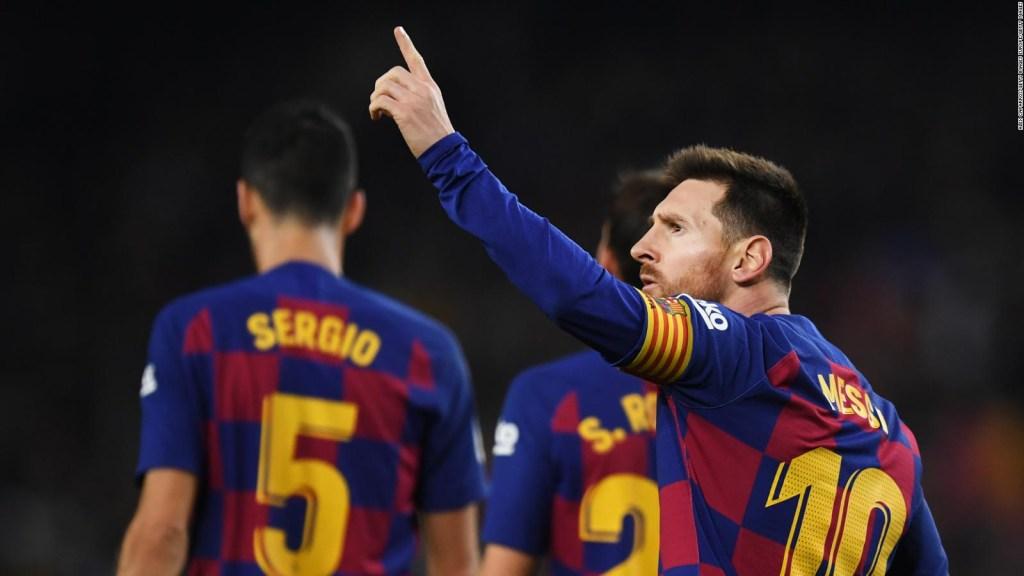 Messi, descartado para el partido en Milán