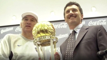 Fútbol y política: la historia de Macri en Boca Juniors
