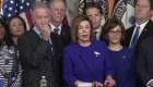 Pelosi: T-Mec es una victoria para los trabajadores