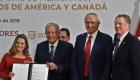 México y EE.UU. después de la firma del T-MEC
