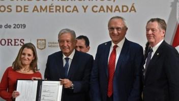 AMLO sobre USMCA: Se logra la unidad de nuestra América