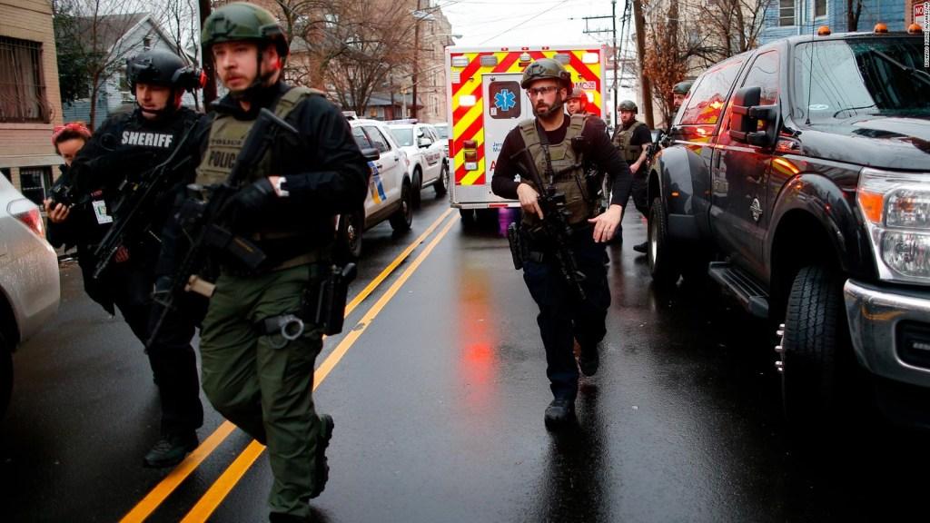 Investigan los motivos del tiroteo en Jersey City