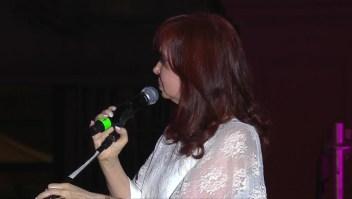 "Cristina F. de Kirchner: ""Dejaron un país de tierra arrasada"""