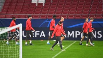 Termina la fase de grupos de la Champions League