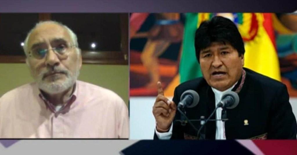 ¿Debería Evo Morales ser jefe de campaña del MAS?