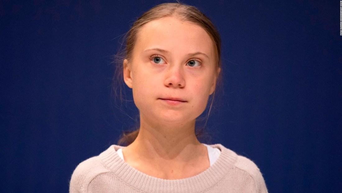 Greta Thunberg, persona del año para Time
