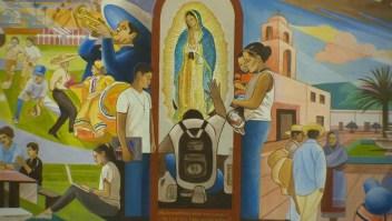 """11 pinturas """"inspiradas en el amor a la Virgen de Guadalupe"""""""