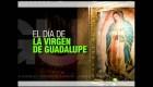 Católicos rinden homenaje a la Virgen de Guadalupe