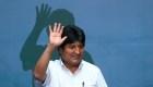 """A Evo Morales """"le cae mejor el mate que el tequila"""""""
