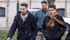 38 años de cárcel para tres exfutbolistas