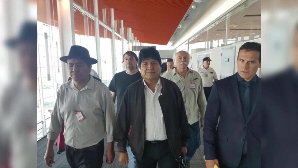 Evo Morales reactiva actividades políticas