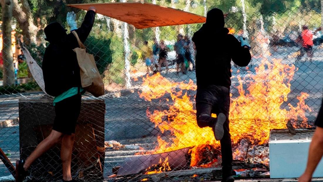 Protestas en Latinoamérica: ¿Continuarán en 2020?