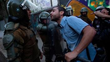 Hubo graves violaciones a los DD.HH. en Chile, según ONU