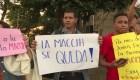 Hondureños exigen renovación del convenio de la MACCIH