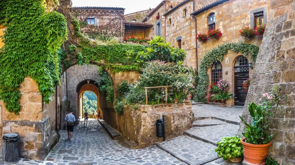 ¿Por qué todos compran las casas de US$ 1 en Italia?