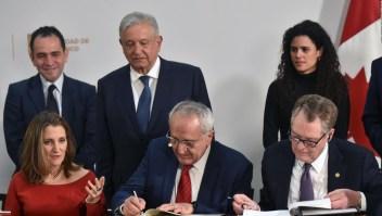 Controversia entre EE.UU. y México por el T-MEC