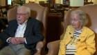 La pareja que lleva más de 80 años junta