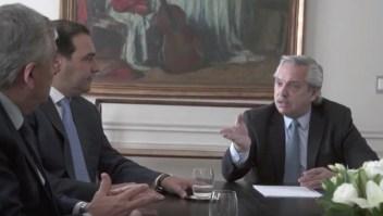 El gobierno de Argentina presentó un proyecto de ley de emergencia económica