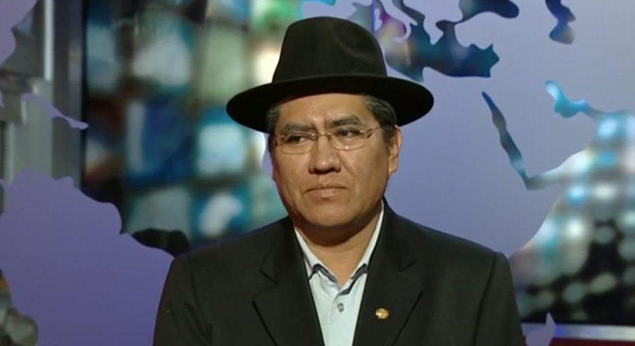 Excanciller Diego Pary acusa de persecución e intimidación al gobierno de Áñez.
