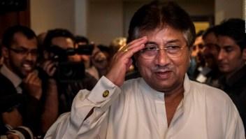 Condenan a la pena de muerte a expresidente de Pakistán