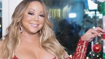 Clásico navideño de Mariah Carey alcanza la cima por primera vez